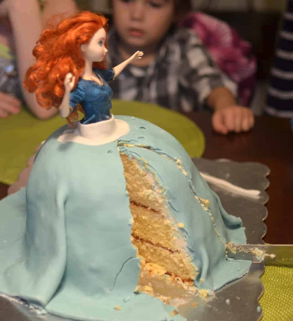 Diy How To Make A Doll Cake Place Of My Taste