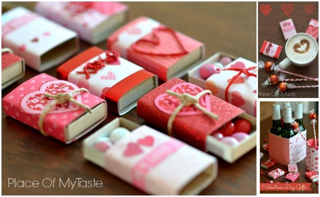 DIY: Valentine's Day Gifts