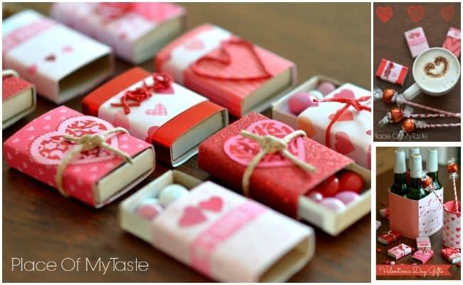 DIY: Valentine's Day Gifts