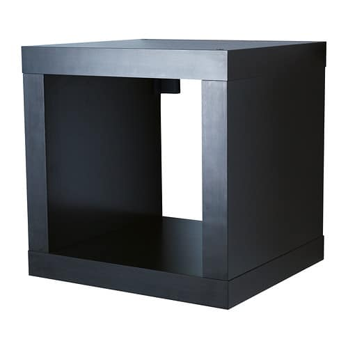 Sitting and storage bench ikea storage shelf unit for Ikea box shelf unit