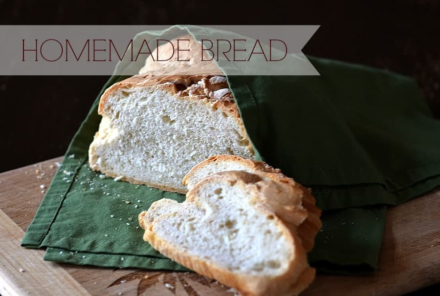 bread without bread machine