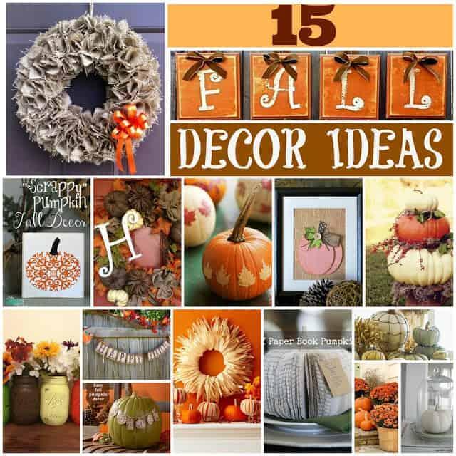 15+fall+decor+ideas