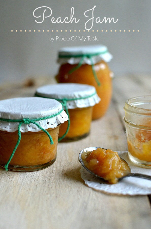 Peach+Jam+by+Place+My++Taste+