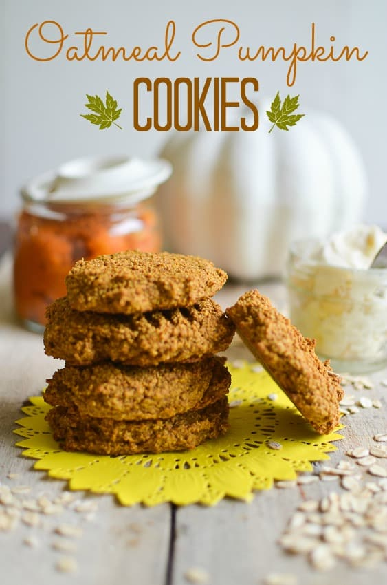 ... this week that I will share an awesome oatmeal cookie recipe with you