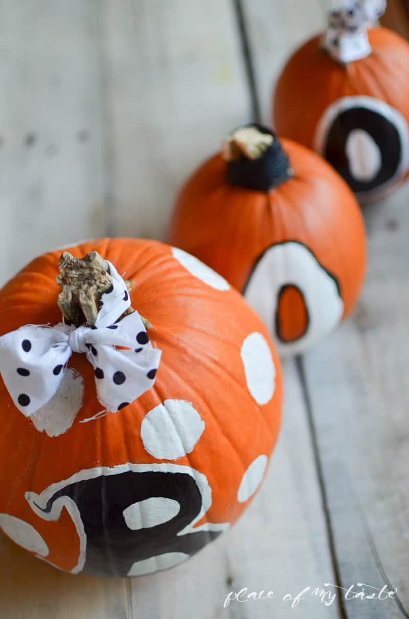 Painted Pumpkins - www.placeofmytaste.com-0047