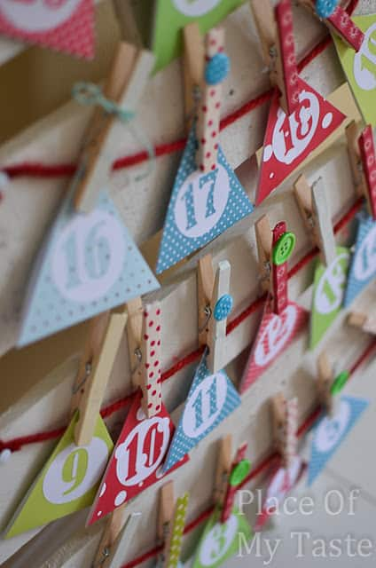 DIY+Advent+Calendar+@placeofmytaste.com+23+of+32