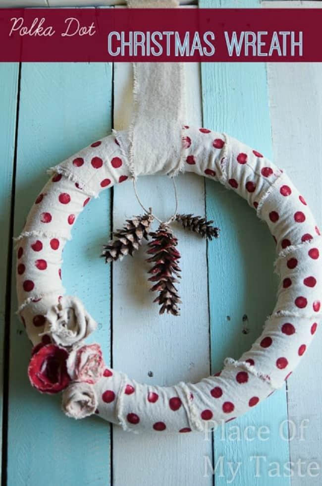 Diy Advent Calendar Wreath : Diy christmas tree advent calendar