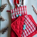 DIY Dollar Dtore Kitchen Glove