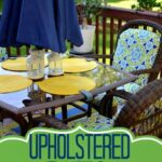 Upholstered Patio Futniture
