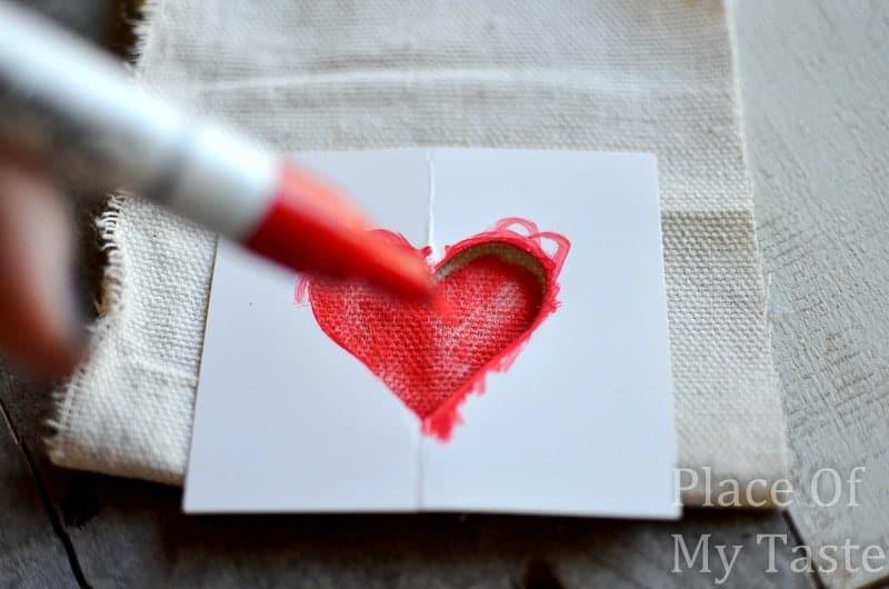 Stitched Valentine's Treat Bags (15)