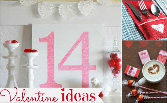 14 VALENTINE IDEAS