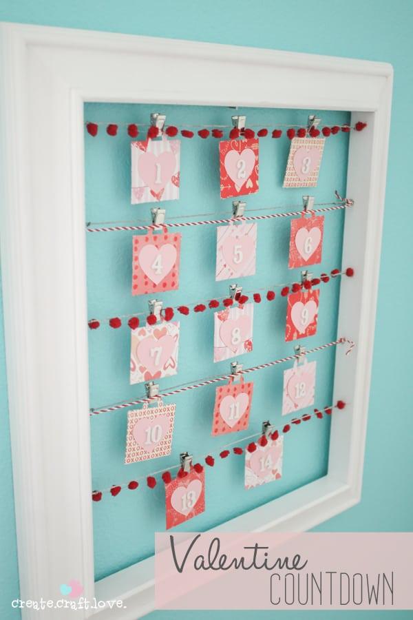 Valentine Calendar Ideas : Valentine ideas place of my taste