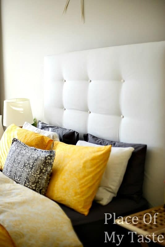 ikea hacks  a diy upholstered malm headboard, Headboard designs
