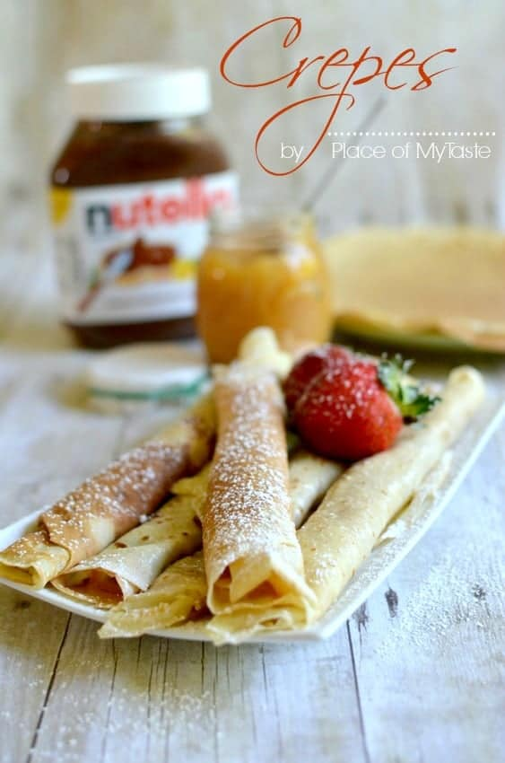 Best Crepes Recipe @ Place Of My Taste