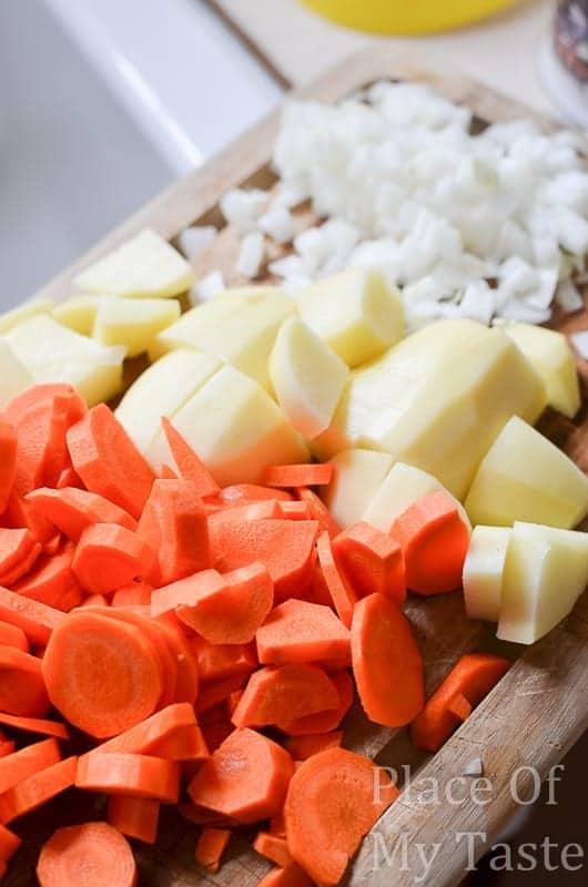 Homemade Cream Of Tomato Soup @ placeofmytaste.com-12