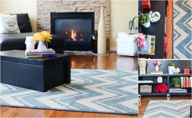 MOHAWK RUG REVIEW & GIVEAWAY