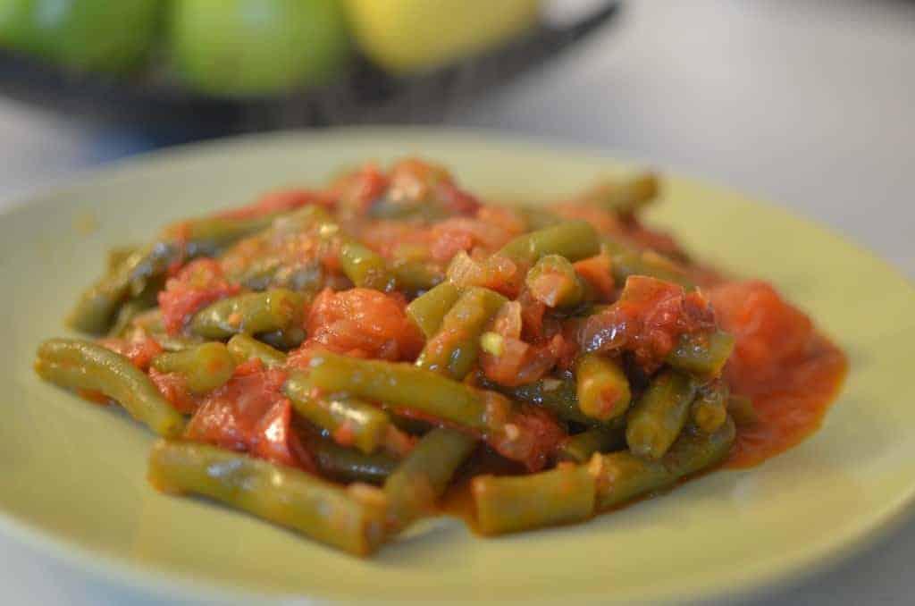 Food photography sample