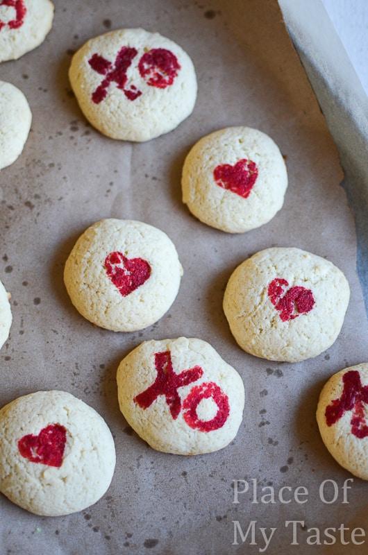 Stamped Valentine Cookies @placeofmytaste.com-0049