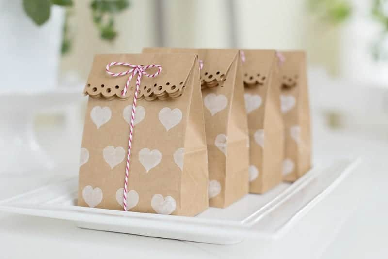 Valentine Treat Bags 5