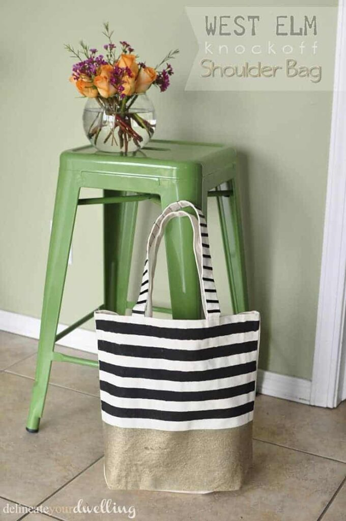 11 west elm bag