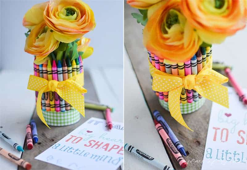 GET CREATIVE WITH CRAYOLA