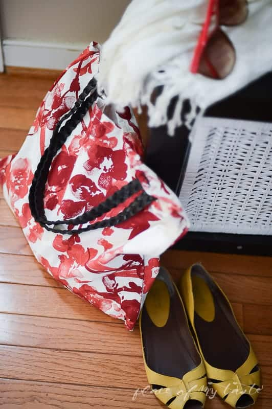 DIY Tote bag @placeofmytaste.com-8