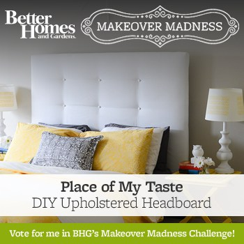 MARCH MAKEOVER MADNESS WITH BHG