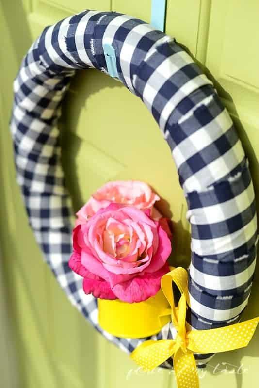 Spring Wreath - Place Of My Taste