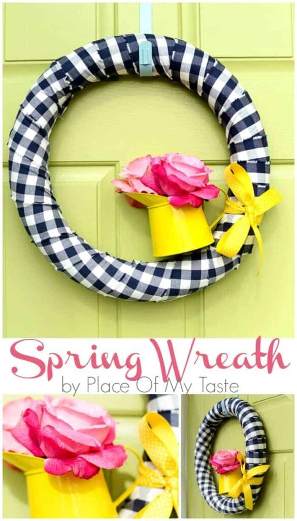 Spring. Wreath by Place Of My Taste
