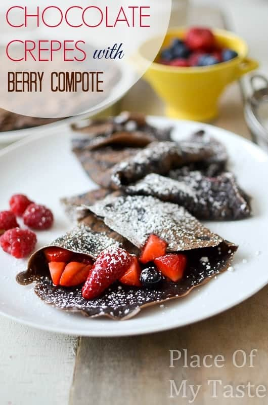 Chocolate-crepes-with-berry-compote@placeofmytaste.com
