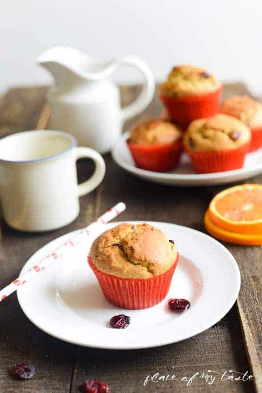 Cranberry Orange Muffin by Place Of My Taste  (7 of 9)