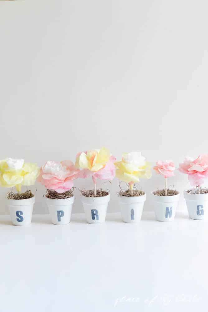 Paper Flower Pots by Place Of My Taste (14 of 22)