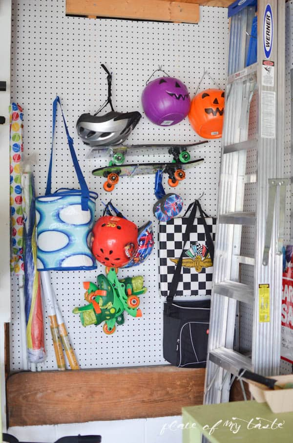 Happy & Organized Garage  by Place of my Taste  (3 of 9)