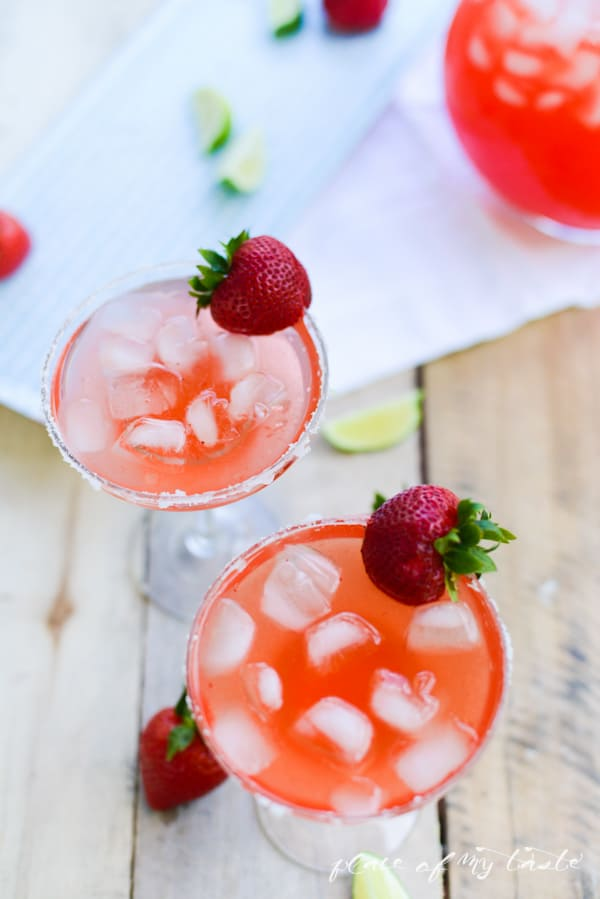 Strawberry Margarita by Place Of My Taste (1 of 1)