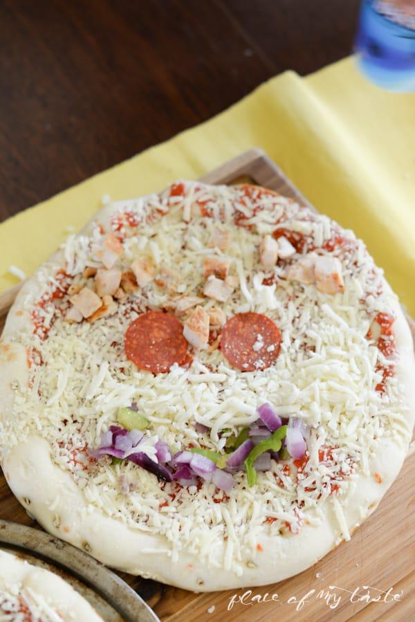 Design-a-Pizza with DiGiorno
