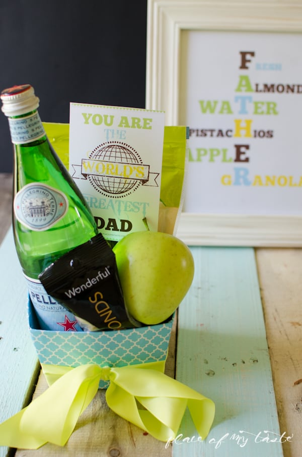 Father's Day Gift with Printable (2 of 7)