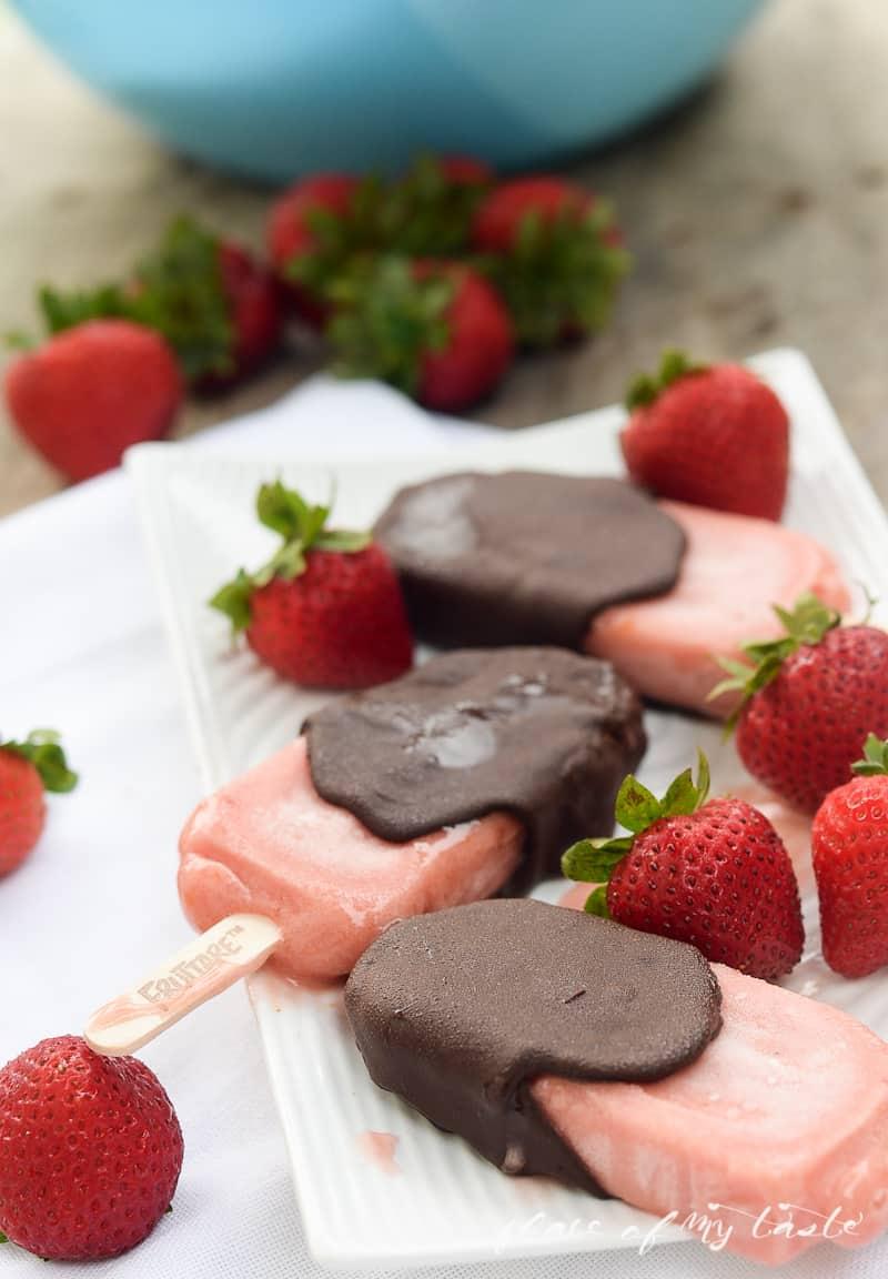 Chocolate Covered Fruttare Fruit bars- Place Of My Taste #itsallgood #sponsor