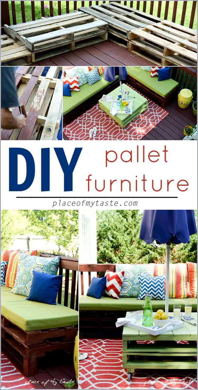 pallet furniture pinterest. DIY Pallet Furniture Pinterest