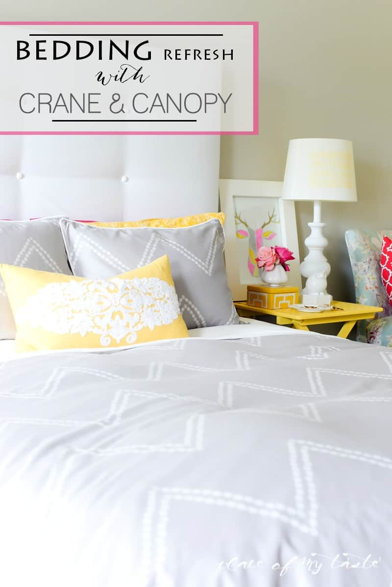 Bedding Refresh with Crane & Canopy - Place Of My Taste 1-