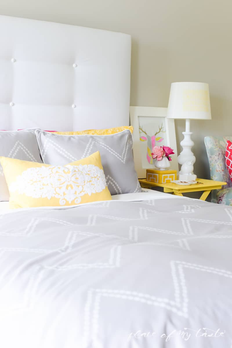 BEDDING REFRESH WITH CRANE & CANOPY