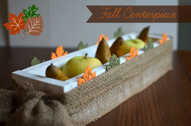 15 FALL CENTERPIECES