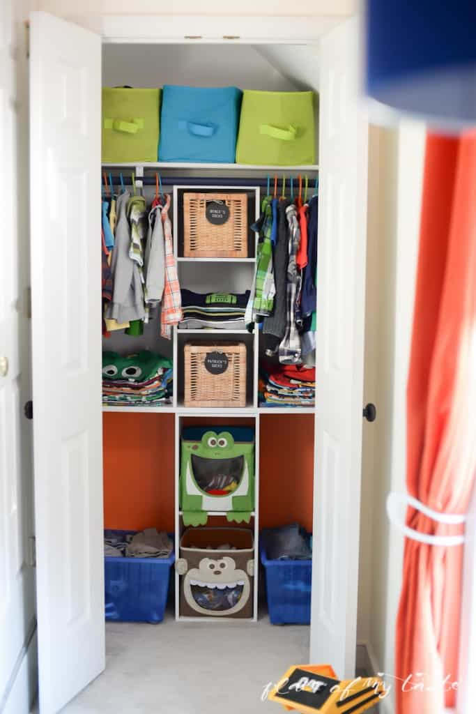 Organizing- Kids Closet- Place Of My Taste -3972
