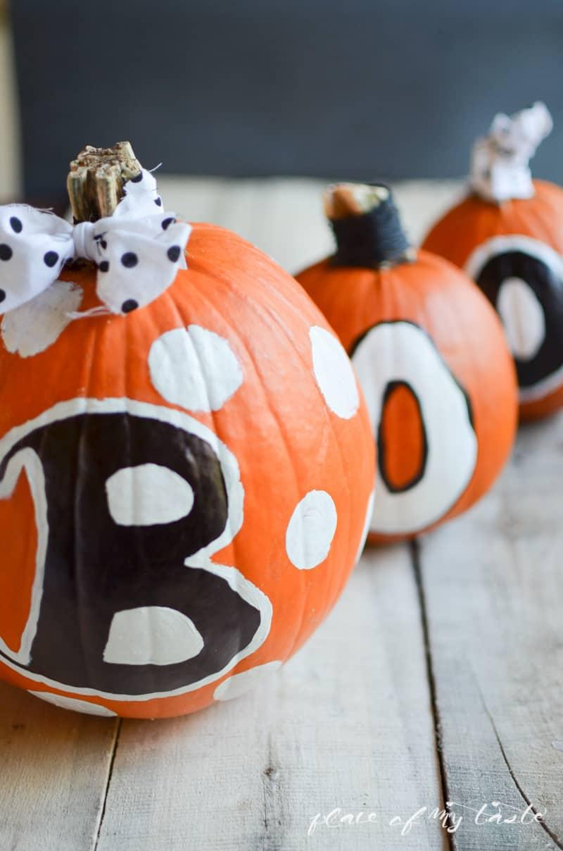 Painted Pumpkins - www.placeofmytaste.com-0045