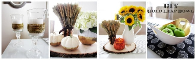 Homey Oh My Fall Projects