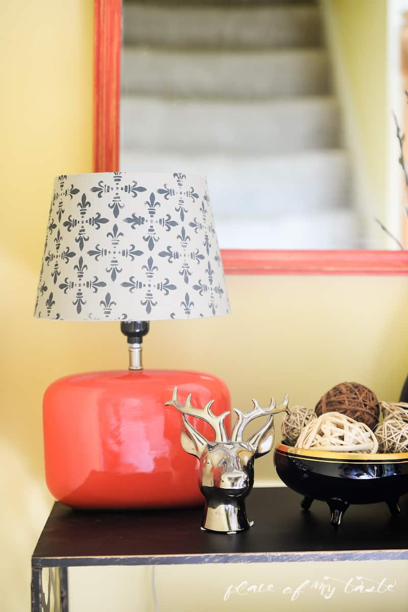 Mirror Makeover with Vintage Decor Paint - www.placeofmytaste.com-4500