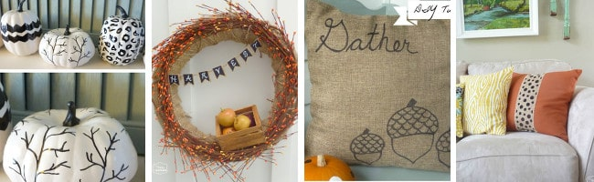 The Happy Housie Fall Projects