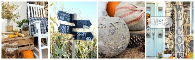 The Wood Grain Cottage Fall Projects