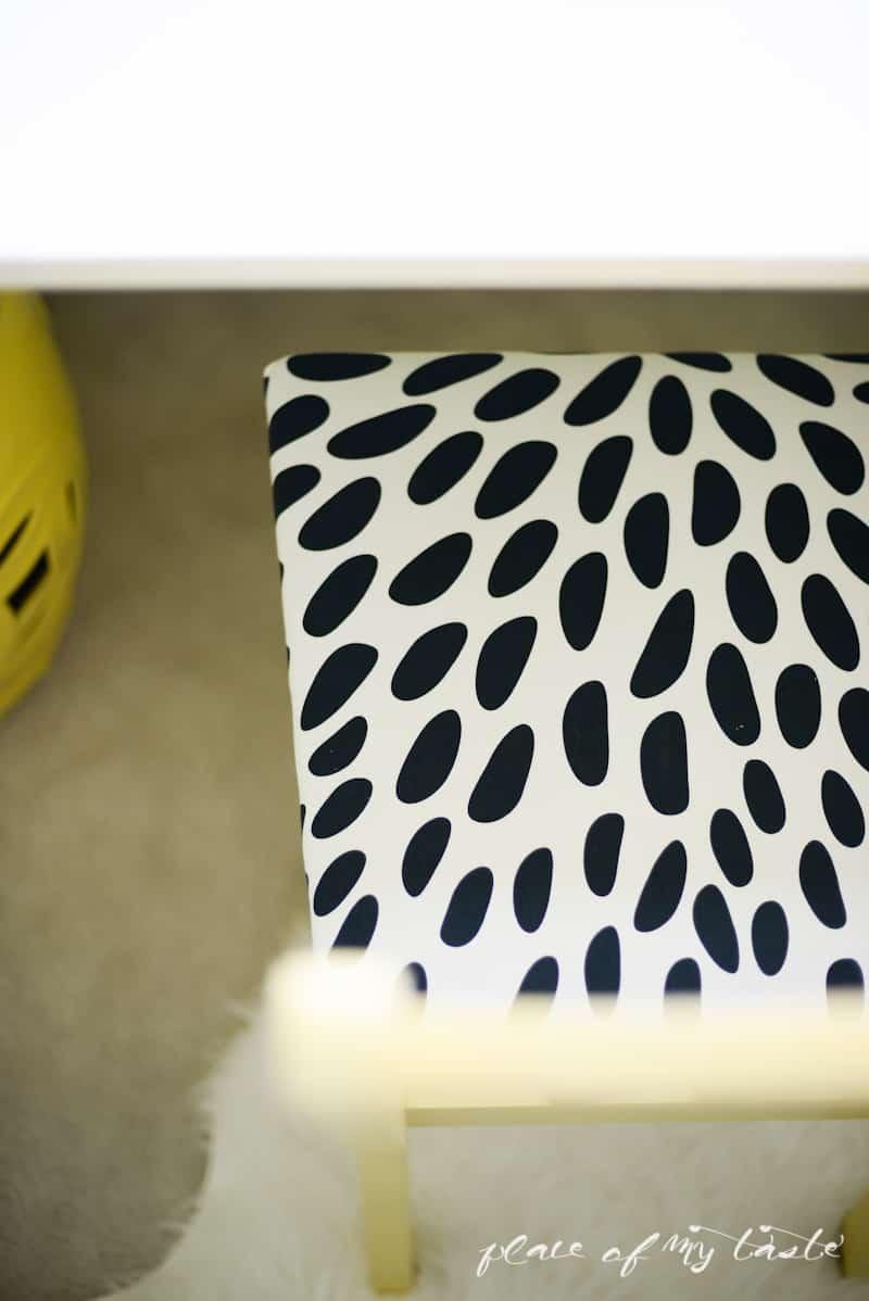 DIY fabric roller shade- One room challenge Week 3-Placeofmytaste.com-17
