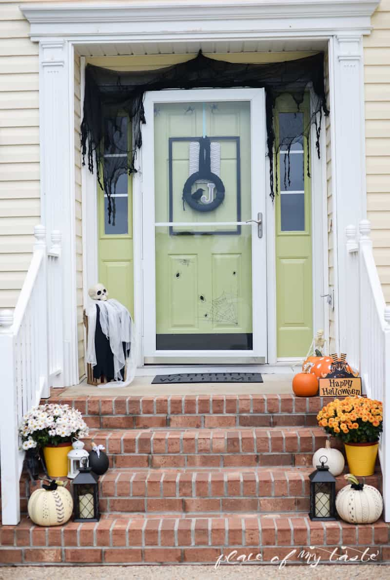 Halloween home tour- Placeofmytaste.com-2