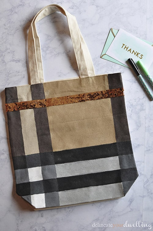 burberry bag gift